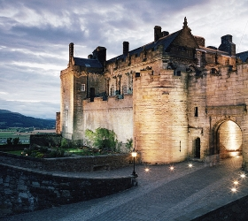 Stirling Castle, Edinburgh, Schottland
