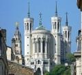 Lyon Basilica, France