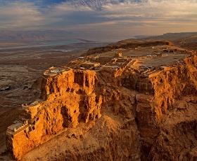 Masada National Park, Israel