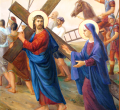 Stations Of The Cross, Holy Land