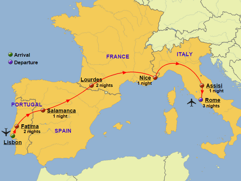 MAP OF SPAIN FRANCE AND ITALY Imsa Kolese - Map of france and spain