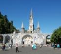 Basilica of Lourdes, France