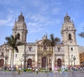 The Lima Cathedral, Peru
