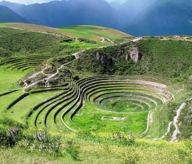 The Sacred Valley of Incas, Cusco, Peru