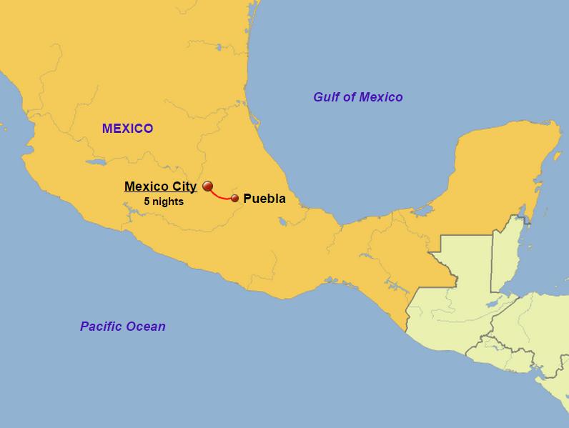 Guadalupe Mexico Map Guadalupe Mexico Map | fysiotherapieamstelstreek